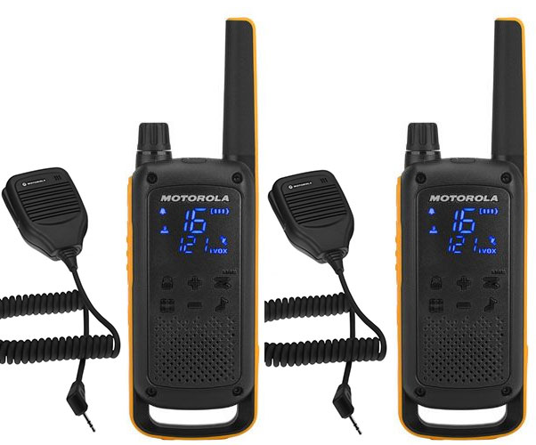 Motorola Talkabout T82 Extreme, RSM Pack, (B8P00811YDZMAG)